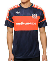 The Hundreds x adidas Soccer Jersey