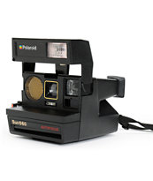 The Impossible Project Refurb Polaroid Sun 660 Autofocus Camera