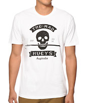 The Mad Hueys Skull Gaff Tee Shirt