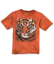 The Mountain Boys Big Face Tiger Cub T-Shirt