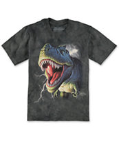 The Mountain Boys Lightning Rex Tee Shirt