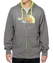 The North Face Half Dome Zip Up Hoodie