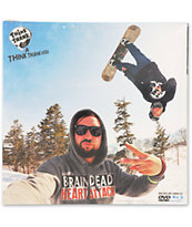 Think Thank Is Braindead & Havling A Heart Attack Snowboard DVD