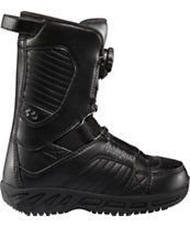 Thirtytwo BOA Black Kid's Snowboard Boots