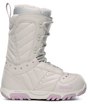 Thirtytwo Prion Grey Women's 2014 Snowboard Boots