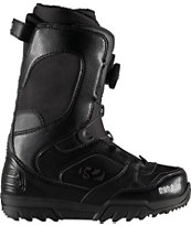 Thirtytwo STW Boa Black Women's Snowboard Boots