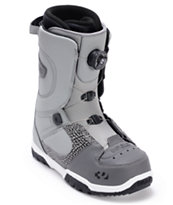 Thirtytwo STW Boa Grey 2013 Snowboard Boot