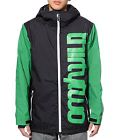 Thirtytwo Shiloh 2 Black 10K 2014 Snowboard Jacket