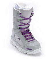 Thirtytwo Women's Summit Grey 2013 Snowboard Boot