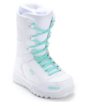 Thirtytwo Women's Summit White Snowboard Boot