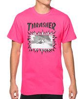 Thrasher Jay Adams Explosive T-Shirt
