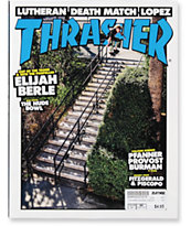 Thrasher June 2015 Skateboard Magazine