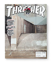 Thrasher Magazine August 2015
