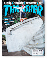 Thrasher Magazine November 2015 Issue