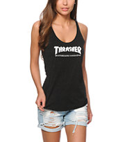Thrasher Skate Mag Tank Top