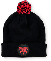 Thrasher Skategoat Patch Pom Beanie