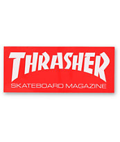 Thrasher Skatemag Logo Sticker