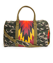 Tigerbear Republik Camo Baja Duffle Bag