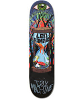 Toy Machine Leo Romero 7.75 Yuck Yuck Pro Model Skateboard Deck
