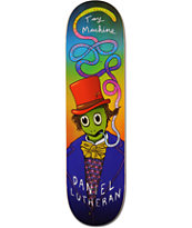 "Toy Machine Lutheran TB Wonka Toy 8.25"" Skateboard Deck"