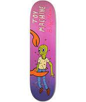 Toy Machine Marks Voodoo 8.0 Skateboard Deck