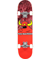 "Toy Machine Monster Mini 7.375"" Complete Skateboard"