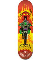"Toy Machine Provost Hell Riders 8.1"" Skateboard Deck"