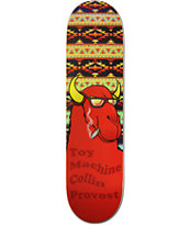 "Toy Machine Provost Smokin Joe 8.1"" Skateboard Deck"