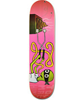 Toy Machine Turd Burglar 8.125 Skateboard Deck