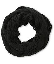 Trillium Aurora Open Knit Infinity Scarf