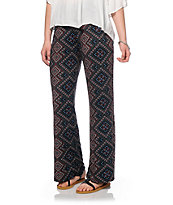 Trillium Chiara Tribal Wide Leg Pants