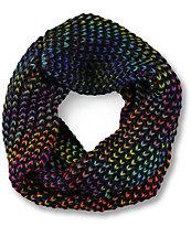 Trillium Multi Knit Infinity Scarf