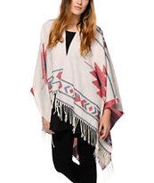 Trillium Native Blanket Scarf