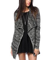 Trillium Tribal Cardigan Sweater
