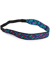 Trillium Tribal Woven Headband