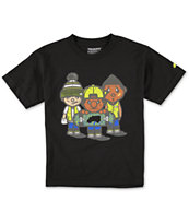 Trukfit Boys 3 Times Dope Black T-Shirt