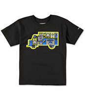 Trukfit Boys Filled Truk Black Tee Shirt