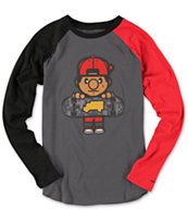 Trukfit Boys Lil Tommy Baseball T-Shirt