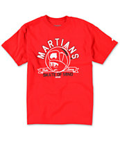 Trukfit Boys Martians Red Tee Shirt