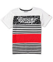 Trukfit Boys Stripe T-Shirt