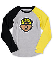 Trukfit Boys Tommy Face Baseball T-Shirt
