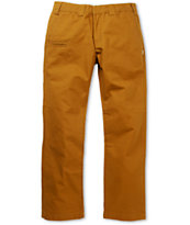 Trukfit Core Twill Trouser Tapenade Chino Regular Fit Pants