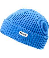 Trukfit Electric Blue Fold Beanie