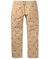Trukfit Lil Tommy Trouser Khaki Chino Regular Fit Pants