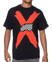 Trukfit On Target Black Tee Shirt