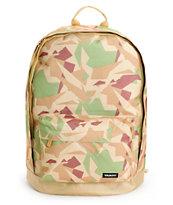 Trukfit Shatter Camo Khaki Backpack