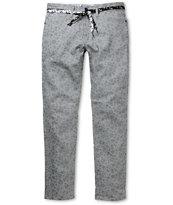 Trukfit Tonal Trippy Alloy Skinny Fit Jeans