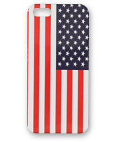 US Flag iPhone 5 Case