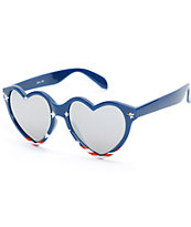 USA Heart Sunglasses