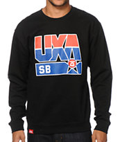 UXA Dream Crew Neck Sweatshirt